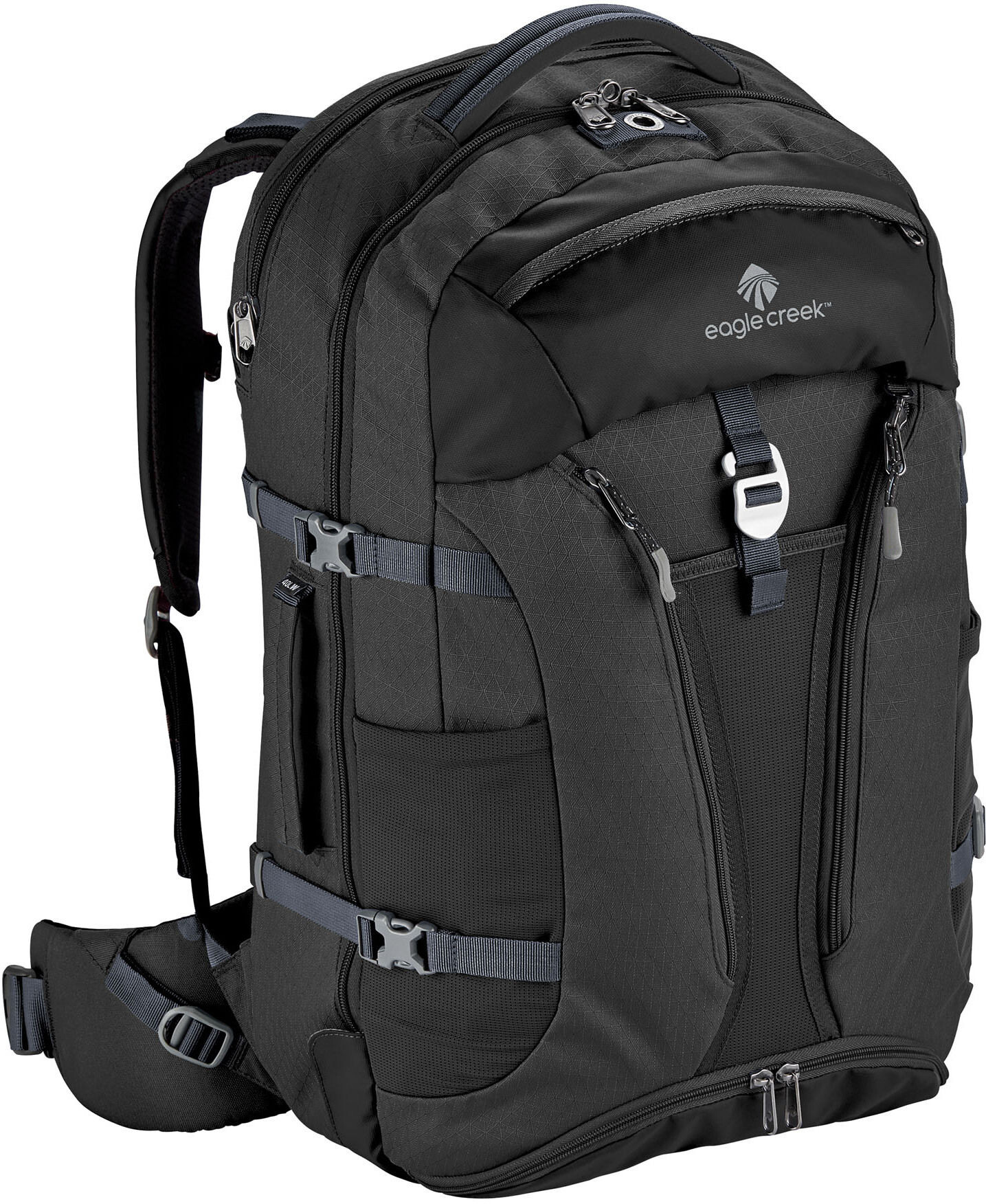 Global Sur Dos Campz Noir Creek Femme Eagle Sac 40l À Companion qFXfz5